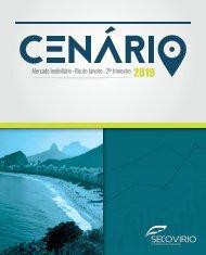 Cenário do Mercado Imobiliário - Rio de Janeiro - 2º trimestre 2019 - SECOVI RIO