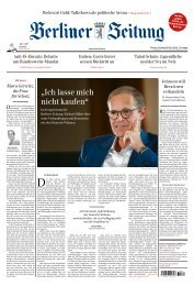 Berliner Zeitung 21.08.2019