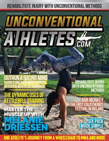 Unconventional Athletes Issue 9