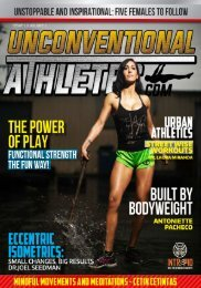 Unconventional Athletes Issue 10