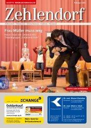 Gazette Zehlendorf Februar 2016