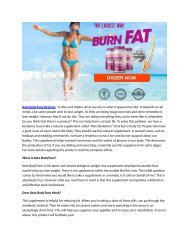 Keto Bodytone Diet : How This Fat Burner Can Help You Lose Weight