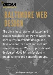 Baltimore Web Design 2