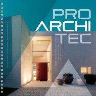 pro ArchiTec - Ausgabe Herbst 2019