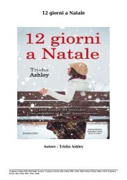 Scarica 12 giorni a Natale (PDF, ePub, Mobi) Di Trisha Ashley