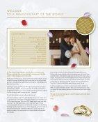 Cheshire East Weddings Brochure 2019 - Page 3