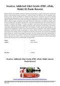 Scarica Addicted (PDF, ePub, Mobi) Di Paolo Roversi - Page 2