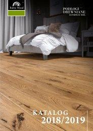 BALTIC WOOD podłogi drewniane KATALOG 2019
