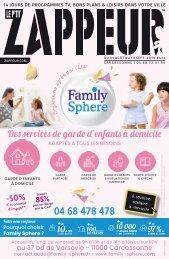 Le P'tit Zappeur - Carcassonne #424