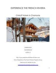 Chalet Kuma - Chamonix