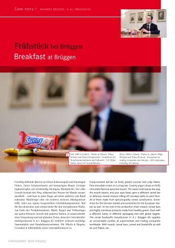 Case Story Brüggen - foodRegio