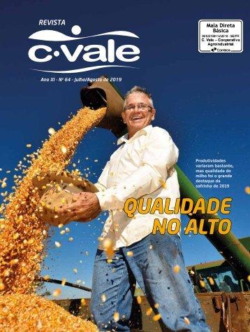Revista C. Vale - Julho/Agosto de 2019