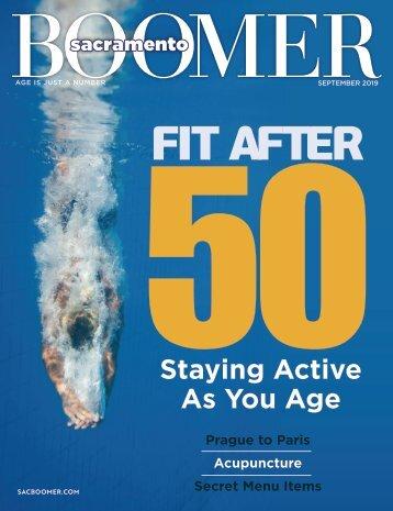 BOOMER Magazine: September 2019