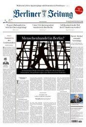 Berliner Zeitung 22.08.2019