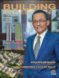 Building Investment (July - August 2019)