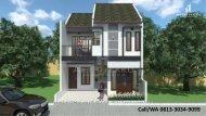 PROFESIONAL | CALL/WA 0813-3034-9099 | Desain Rumah Minimalis 2 Lantai