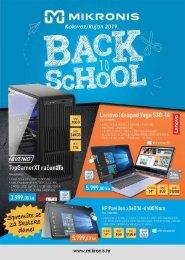 Mikronis Back To School Katalog 2019