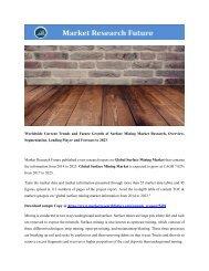 Surface Mining Market