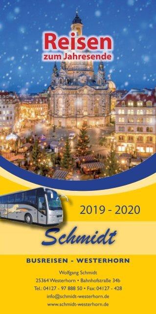 Schmidt Westerhorn Winter 2019/2020