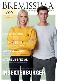 BREMISSIMA Magazin | September-Oktober 2019
