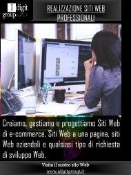 Realizzazione Siti Web Professionali