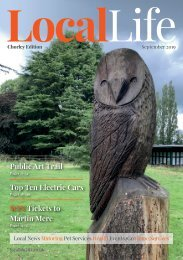Local Life - Chorley - September 2019