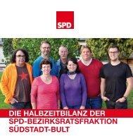 Halbzeitbilanz SPD Bezirksratsfraktion Südstadt Bult