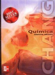 Quimica General - 7ma Edicion - Raymond Chang