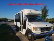 Austin Shuttle Bus Rental