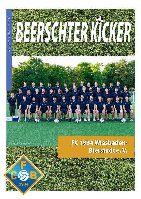 Beerschter Kicker 01/19