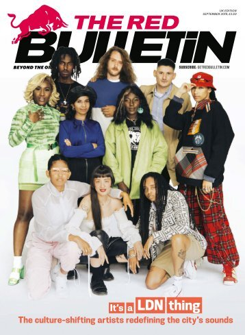 The Red Bulletin September 2019 (UK)