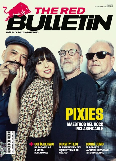 The Red Bulletin Setiembre 2019