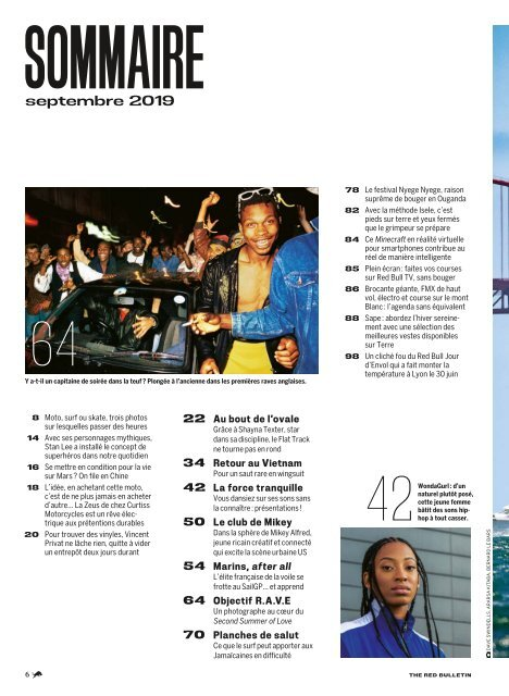The Red Bulletin Septembre 2019