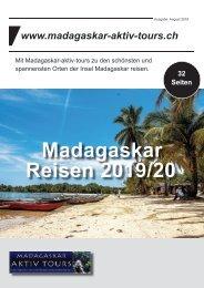 Madagaskar-aktiv-Tours Magazin 2019/2020