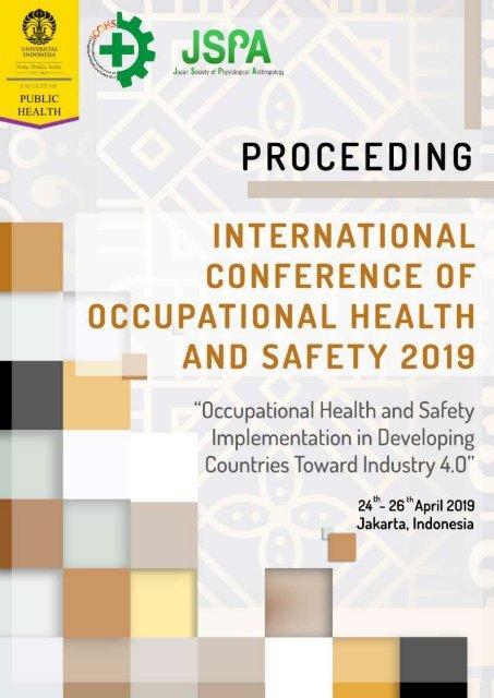 Proceeding Icohs 2019