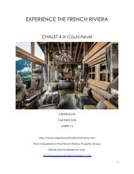 Chalet 4 - Courchevel