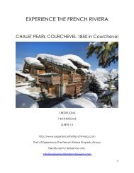 Chalet Pearl Courchevel 1850 - Courchevel