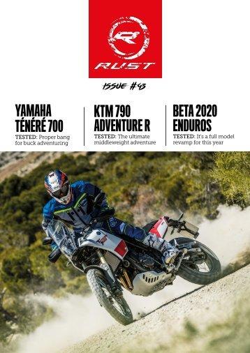 RUST Magazine: RUST #43