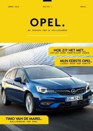 Opel Magazine RUG 2019