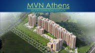 MVN Athens Affordable Housing Sector 5 Sohna Road Gurgaon