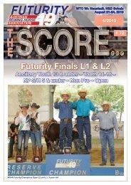 The Score 4-19 #72