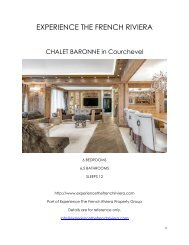 Chalet Baronne - Courchevel
