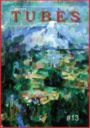 TUBES magazine issue#13