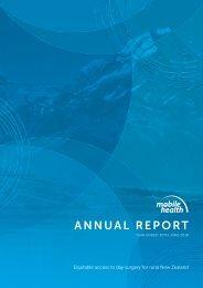 2018 Mobile Health Annual Report