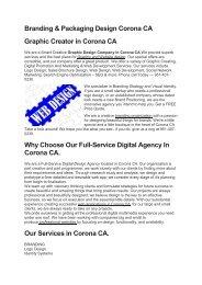 Aku Branding & Packaging Design Corona CA   951-407-0230