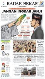 E - PAPER RADAR BEKASI EDISI 26 AGUSTUS 2019