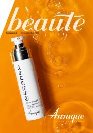 Beaute - Campaign 3 - September 2019