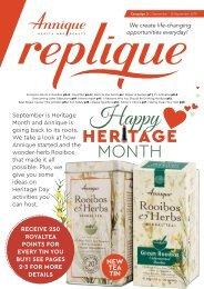 Replique - Campaign 3 - September 2019