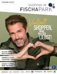 FISCHAPARK Magazin Herbst 2019