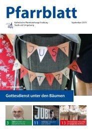 2019-09 Pfarrblatt Freiburg_web